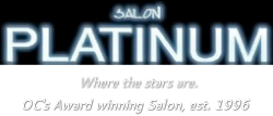 ☆ Salon Platinum Aliso Viejo Orange County